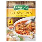 Lacikonyha Goulash Soup with Dumpling 71 g