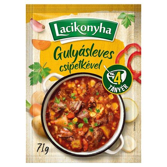 Lacikonyha Goulash Soup with Dumpling 71 g