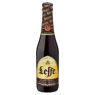 Leffe Brown Beer Specialty 6,5% 0,33 l