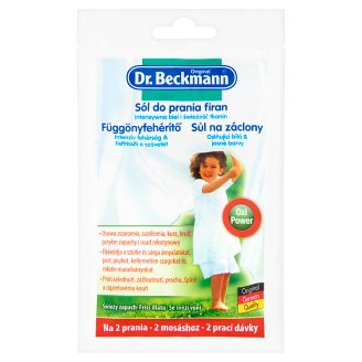 Dr. Beckmann Curtain Whitener for 2 Washes 80 g
