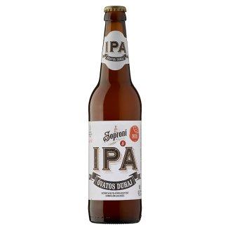 Soproni Óvatos Duhaj IPA minőségi világos sör 4,8% 0,5 l