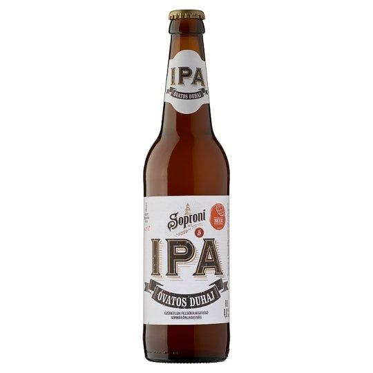 Soproni Óvatos Duhaj IPA minőségi világos sör 4,8% 0,5 l üveg
