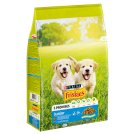 Friskies Junior Pet Food for Dogs with Chicken 8 kg