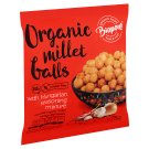 Biopont Organic Gluten-Free Extruded Millet Balls with Hungarian Seasoning Mixture 75 g