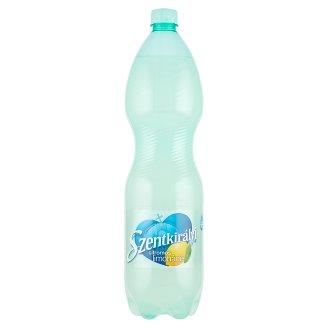 Szentkirályi Carbonated Lemon Flavoured Lemonade with Sugar and Sweetener 1500 ml