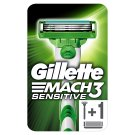 Gillette Mach3 Sensitive Men's Razor