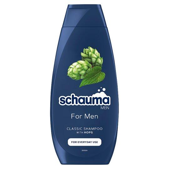 Schauma Férfi sampon mindennapos használatra 400 ml
