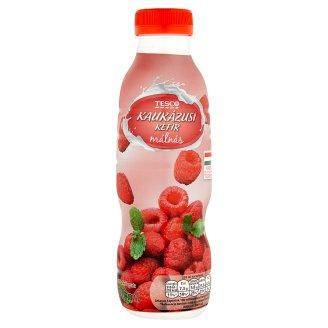 Tesco Kaukázusi Kefir Raspberry Flavoured Cultured Milk Product 500 ml