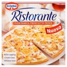 Dr. Oetker Ristorante Pizza Bianca Prosciutto Patata gyorsfagyasztott chipses-sonkás pizza 325 g