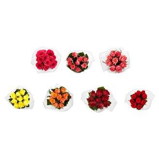 Tesco Rose Bouquet 9 Thread