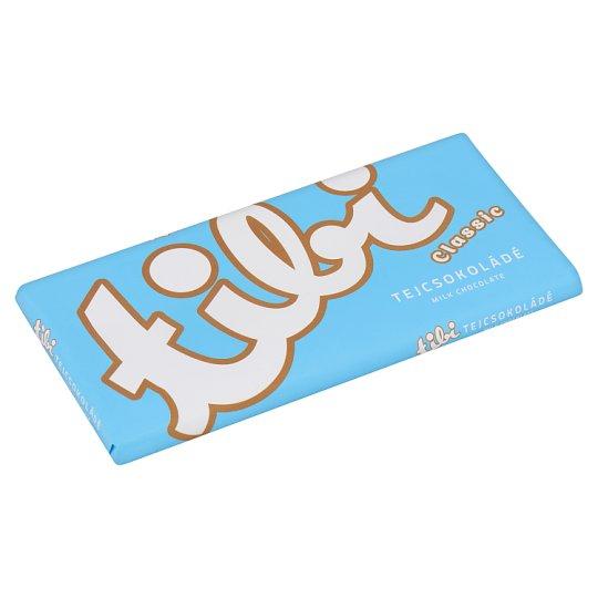 Tibi Classic Milk Chocolate 90 g