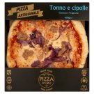 Pizza D'Oro Tonno e cipolle gyorsfagyasztott kézműves pizza 400 g