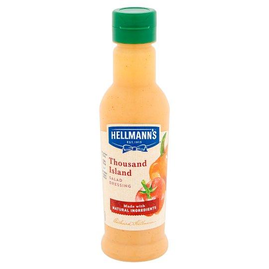 Hellmann's ezersziget salátaöntet 210 ml