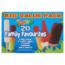 King Parrot Ice Cream Selection 20 pcs 1040 ml