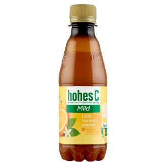 Hohes C Mild 100% Orange-Acerola Fruit Juice 0,25 l