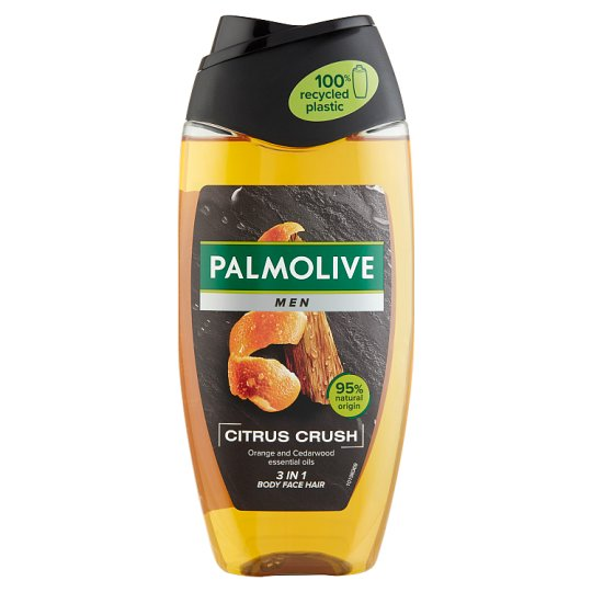 Palmolive Men Citrus Crush 3in1 Shower Gel 250 ml