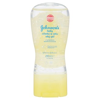 Johnson's Baby Oil Gel with Chamomile Extract 200 ml