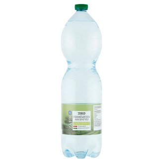 Tesco Zafír Low-Carbonated Natural Mineral Water 1,5 l