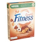 Nestlé Fitness Unflavoured and Dark & Milk Chocolate Covered Cereal with Whole Grain 375 g