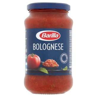 Barilla Bolognese Tomato Sauce with Beef and Pork 400 g