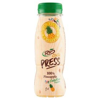 RIO FRESH 100% ananászlé 180 ml