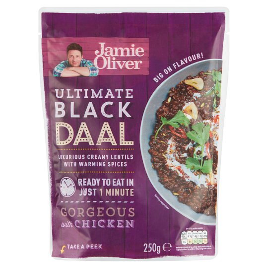 Jamie Oliver Luxurious Creamy Lentils with Warming Spices 250 g