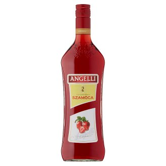 Angelli Szamóca Flavoured Wine Made from Grape Juice 14% 0,75 l