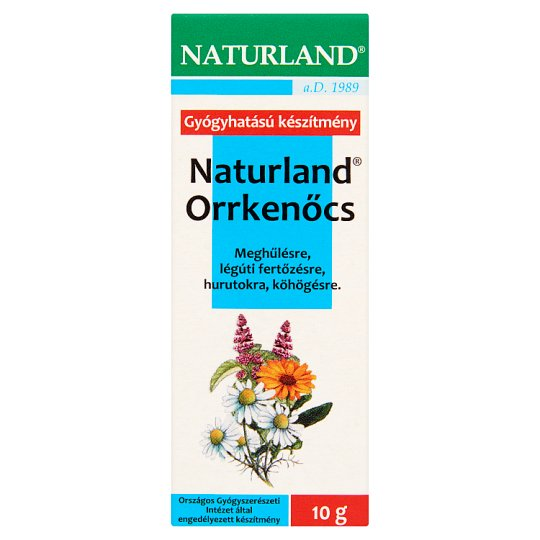 Naturland Nose Ointment 10 g