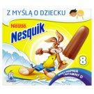 Nestlé Nesquik kakaós és vaníliás jégkrém 344 ml