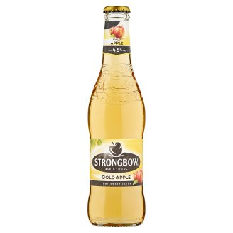 Strongbow Gold cider 4,5% 330 ml