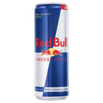 Red Bull Energy Drink Carbonated Drink with Caffeine and Arginine 355 ml
