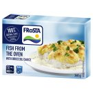 FRoSTA Quick-Frozen Fish Fillet with Broccoli Sauce 360 g