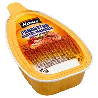 Hamé parasztos sertés májkrém 105 g