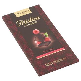 Gorenjka Mistica Finest Dark Chocolate with Raspberry 100 g