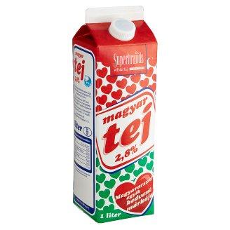 Magyar Tej ESL tej 2,8% 1 l