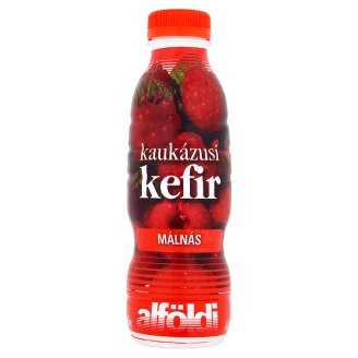 Alföldi Strawberry Flavoured Caucasian Kefir 500 g