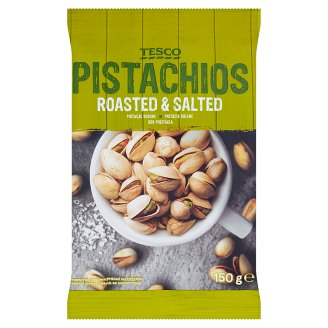 Tesco Salted & Roasted Pistachios 150 g