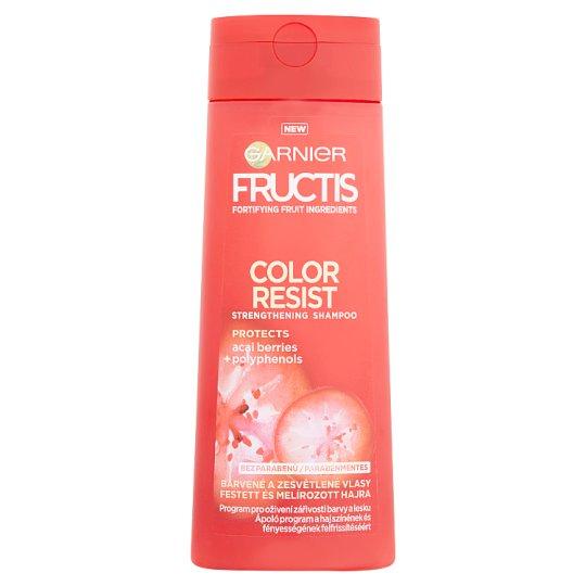 Garnier Fructis Color Resist Strengthening Shampoo 250 ml