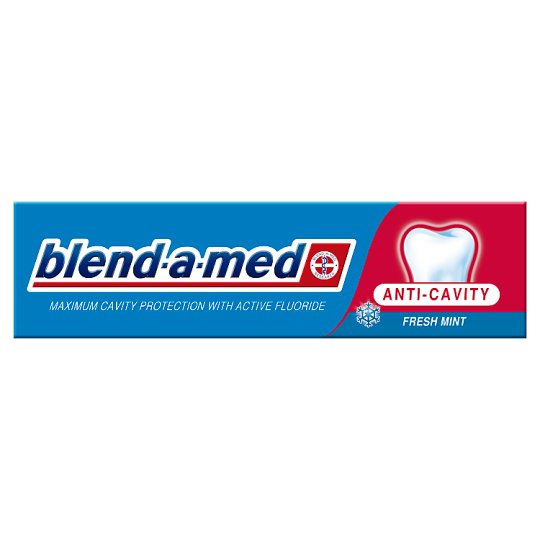 Blend-a-med Anti-Cavity Fresh Mint Toothpaste 100ml