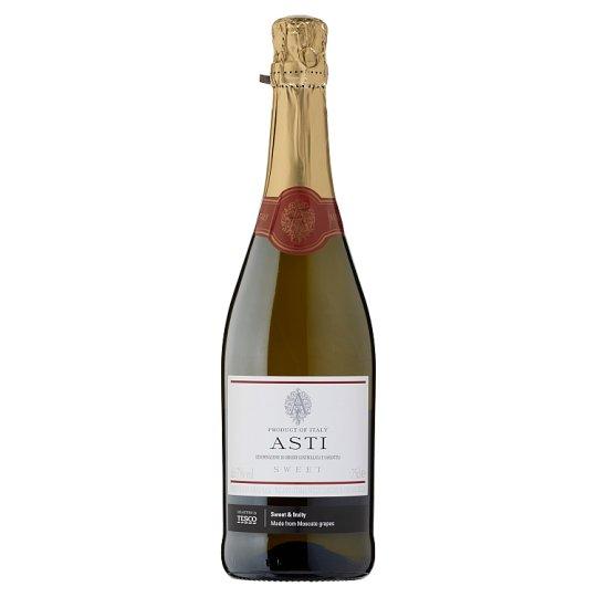Tesco Asti Sweet Sparkling Wine 7% 75 cl