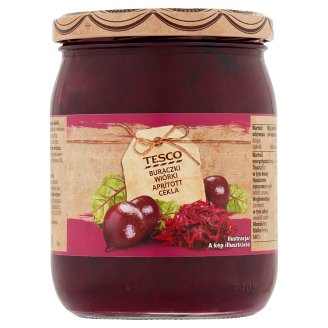 Tesco Shredded Pickled Beetroot 510 g