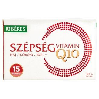 Béres Egészségtár Szépségvitamin+Q10 filmtabletta 30 db 22,26 g