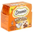 Dreamies Deli-Catz Complementary Pet Food for Adult Cats Made from Chicken 5 x 5 g