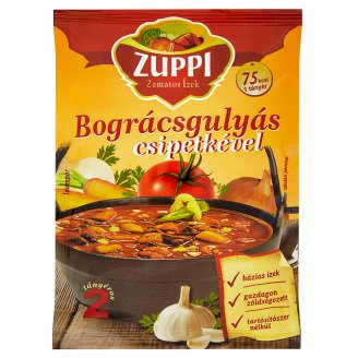 Zuppi Goulash with Pinched Noodles 50 g