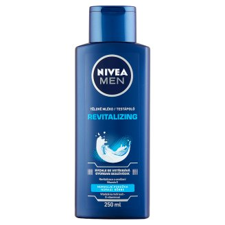 NIVEA MEN vitalizáló testápoló 250 ml