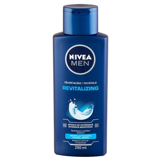 NIVEA MEN Vitalizing Body Lotion 250 ml