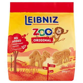Bahlsen Zoo Original Butter Biscuits 100 g
