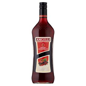 Angelli erdei gyümölcs ízesítésű bor 14% 0,75 l