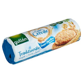 Gullón Biscuits Rich in Fiber with No Added Sugar, with Sweetener 280 g