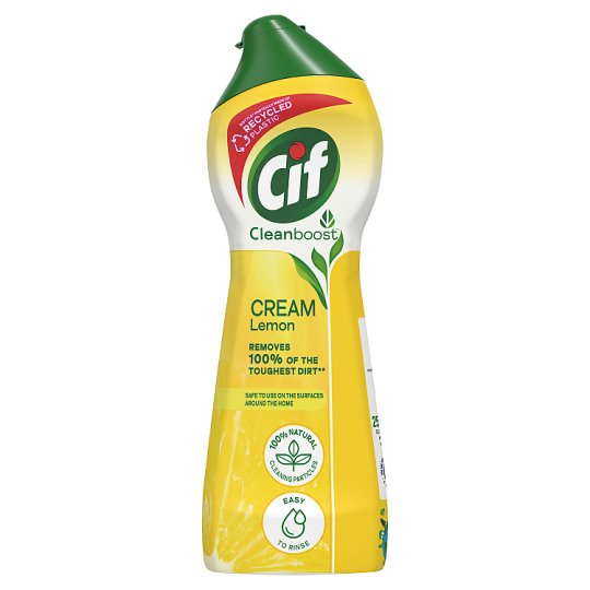 CIF Lemon Scouring Cream 250 ml